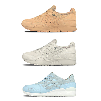new product 3549e 0f184 Asics Tiger Gel Lyte III & V - Disney´s Beauty and the Beast ...