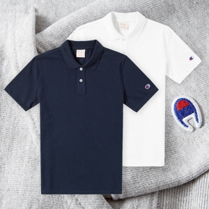CHAMPION REVERSE WEAVE POLO SHIRTS