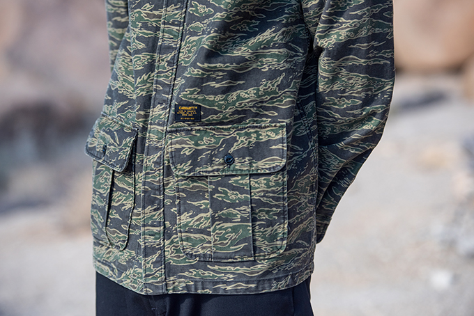 a2a2ad07fe6be Salute! The Carhartt WIP SS17 Military Program is available now ...