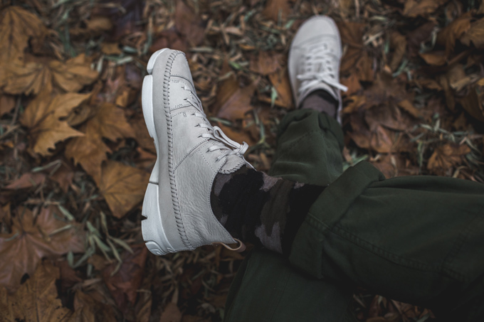 The END. x CLARKS ORIGINALS TRIGENIC FLEX 'MAPLE' releases via END.'s launch programme: click the banner below to check the blog post at END. and register