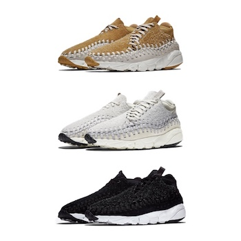 f9c38ff64b7bb8 Nike Air Footscape Woven Chukka QS - AVAILABLE NOW - The Drop Date