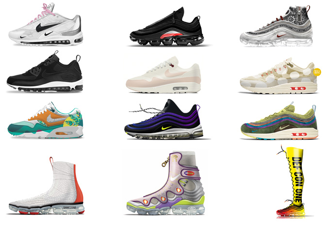 Los Revolutionairs en el Nike Air Max Day Running