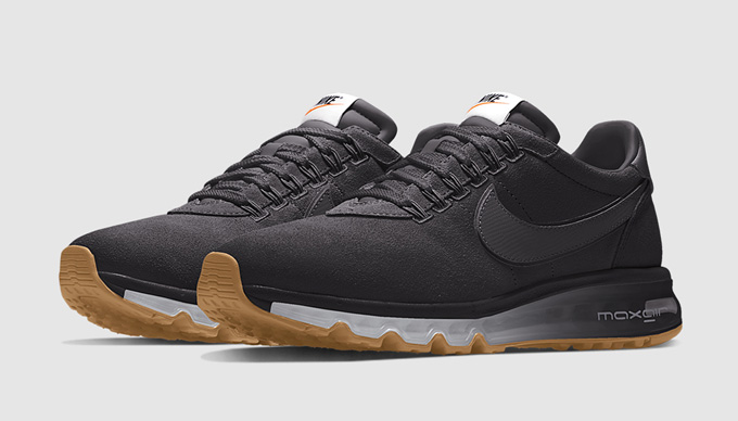 1e156650b66a5 The NIKE AIR MAX LD-ZERO iD is available now on NIKEiD platform and you can  click the banner below to start customising your own unique pair now… and  be ...
