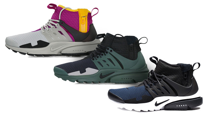 new product bf8a6 afaf6 nike air presto mid utility