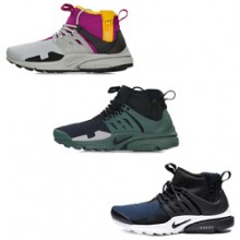 purchase cheap 48ba2 24d2f Available Now  The Nike Air Presto Mid Utility Gets Three New Colourways  for SS17