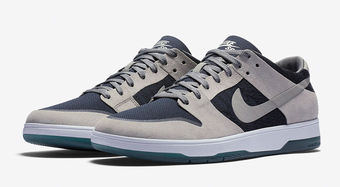 sale retailer 04e48 de246 The Classic SB Dunk Lightens up with the New Nike SB Dunk ...