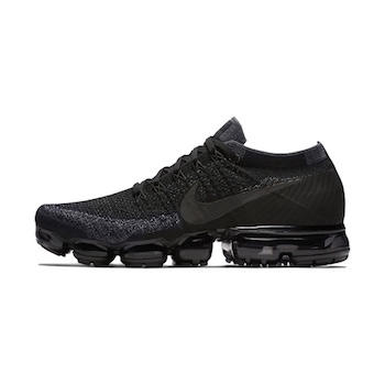 Nike Air VAPORMAX Flyknit - TRIPLE BLACK - AVAILABLE NOW - The Drop Date c4bc49abe
