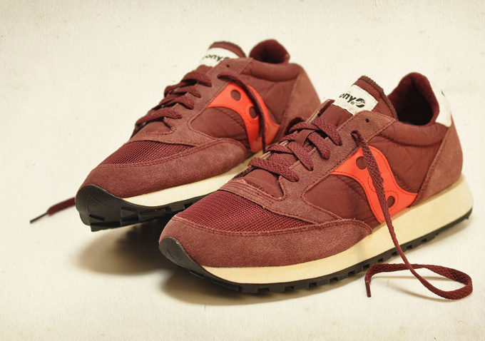 The Saucony Jazz Returns in All Its Vintage Glory The Drop