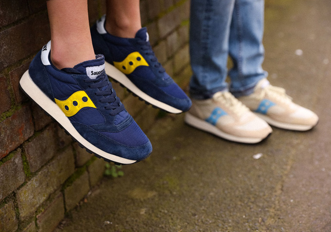 online store 994b6 1e26f The Saucony Jazz Returns in All Its Vintage Glory - The Drop ...