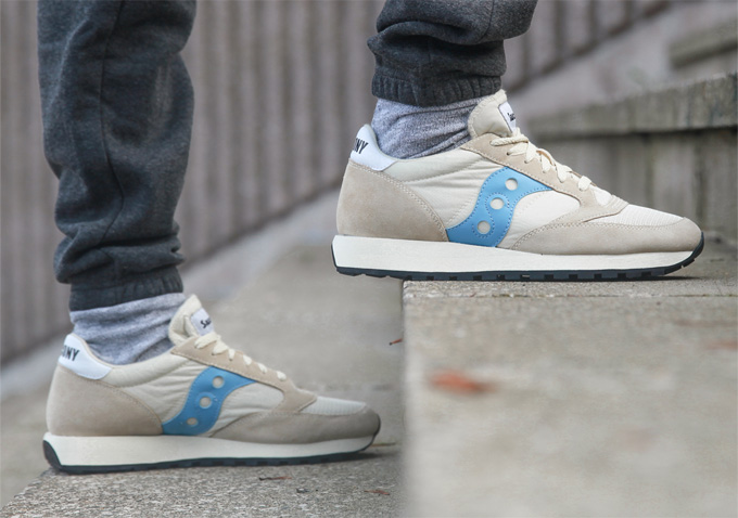a4d4088ded2c The Saucony Jazz Returns in All Its Vintage Glory - The Drop Date
