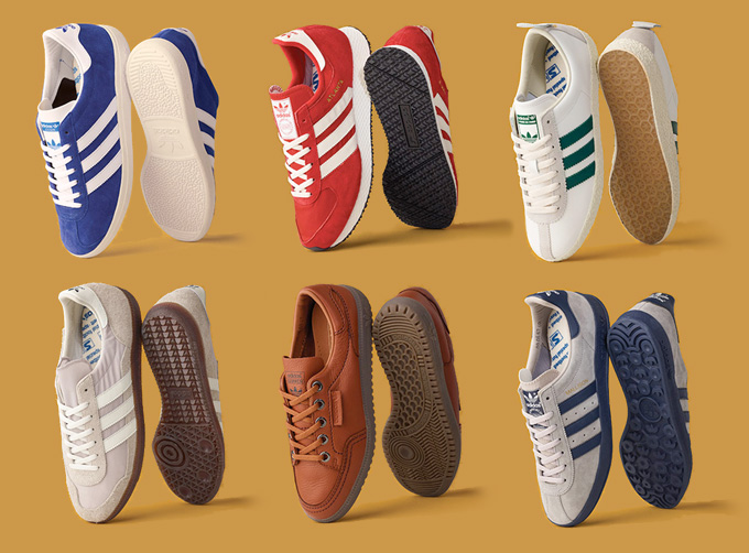 Adidas Spezial red | Adidas spezial, Sneakers, Football casuals