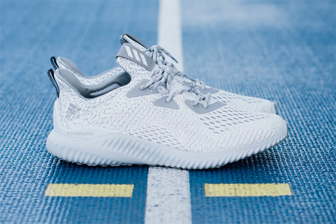 buy popular d159e 5dfbf An In-Depth Look at the New adidas alphabounce AMS