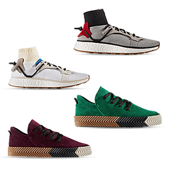 a9ab53c464a2 ALEXANDER WANG X ADIDAS - AW RUN   SKATE SHOES - AVAILABLE NOW - The ...