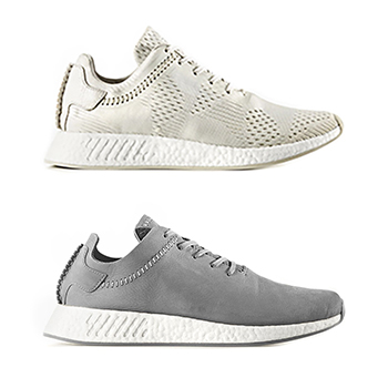 official photos 2e7d1 5b6a9 ADIDAS ORIGINALS BY WINGS + HORNS NMD R2 BOOST