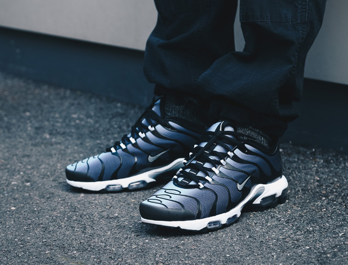 super popular f0646 58863 On-Foot Exclusive: Nike Air Max Plus TN Ultra - The Drop Date