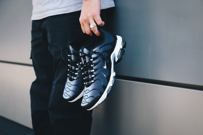 super popular 2a053 a07c5 On-Foot Exclusive: Nike Air Max Plus TN Ultra - The Drop Date