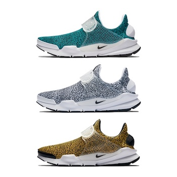 pretty nice 99f48 61284 NIKE SOCK DART - SAFARI PACK - AVAILABLE NOW - The Drop Date