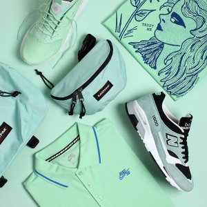 SHOP THE MINT GREEN SELECTION WITH URBAN INDUSTRY