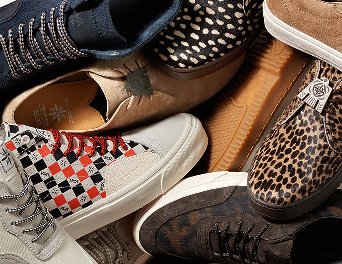 Get wild with the new Vans Vault X Taka Hayashi SS17 Collection ... 9cb7a285b3