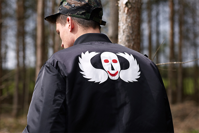 14cc07a7 Rambo rave: the WTAPS SS17 COLLECTION mixes '90s neons with rugged ...
