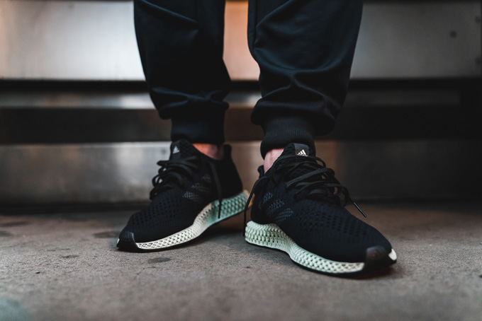 meet 10b5c 73227 The ADIDAS FUTURECRAFT 4D is rumoured to release at some point in JANUARY  2018  check the model out in the on-foot shots from RUNNERWALLY and  register for ...