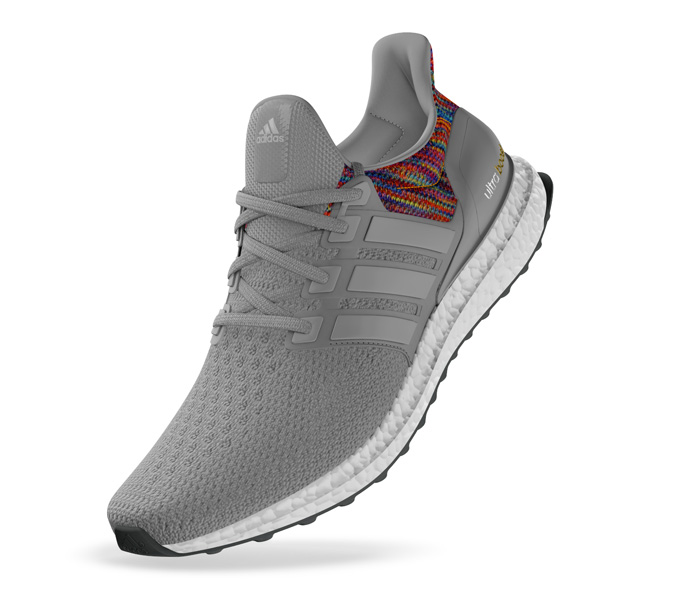 d82417bbd4d12 adidas mi Ultra Boost Rainbow  Available Now - The Drop Date