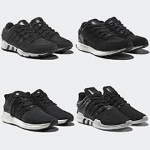 7a15715edbd Dark and Mysterious  The adidas Originals EQT Milled Leather Pack