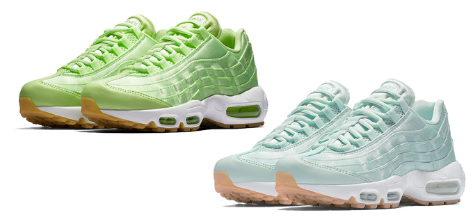 air max 95 neon green and orange