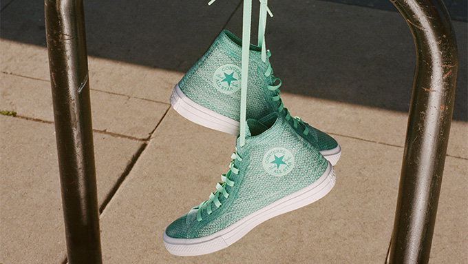 7fda23c92fc7 Classic Meets Contemporary  The Chuck Taylor All Star x Nike Flyknit ...
