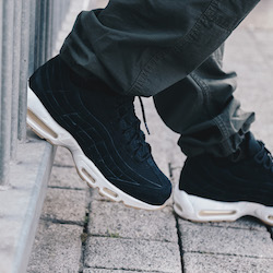 a09cefedca Nike Air Max 95 Premium: On-Foot Shots - The Drop Date