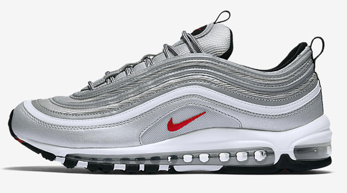 bb7507e5381 A Match Made In Heaven  Nike Air Max 97 Silver Bullet - The Drop Date