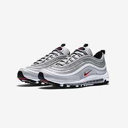 A Match Made In Heaven: Nike Air Max 97 Silver Bullet The