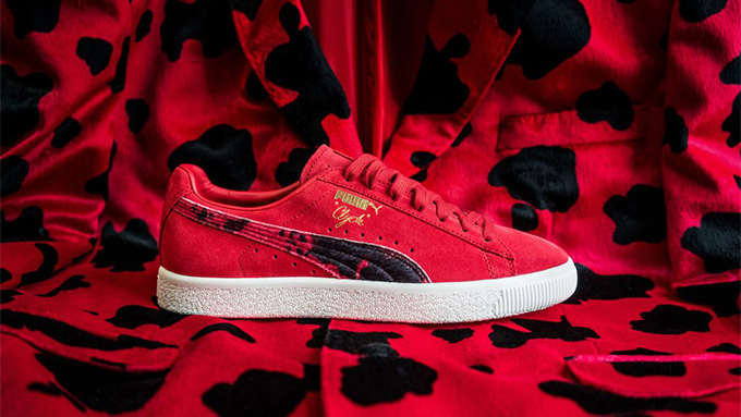 puma packer shoes cow suit collection