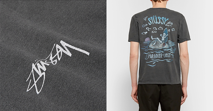 ed24827c99 The new Stüssy x Mr Porter Made in California Capsule Collection is ...