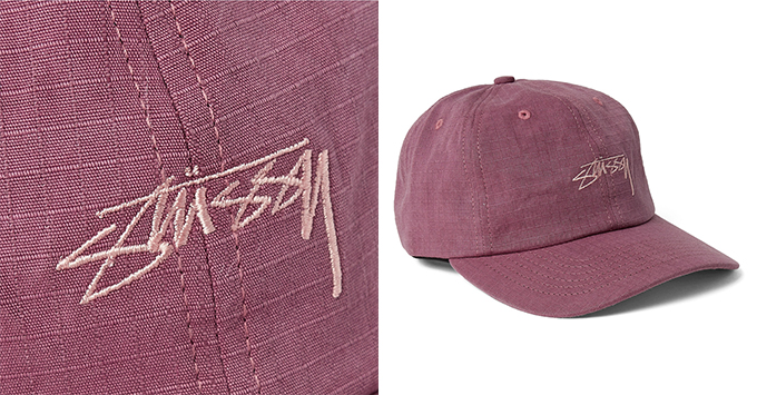 STUSSY X MR PORTER MADE IN CALIFORNIA - EMBROIDERED RIPSTOP BASEBALL CAP 2bdbc166af6