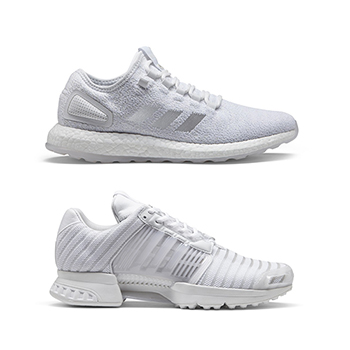 new product 258b1 e3999 ADIDAS CONSORTIUM X SNEAKERBOY X WISH PURE BOOST & CLIMACOOL ...
