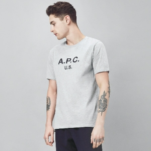 APC US JERSEY CAPSULE - A.P.C. SS17 COLLECTION