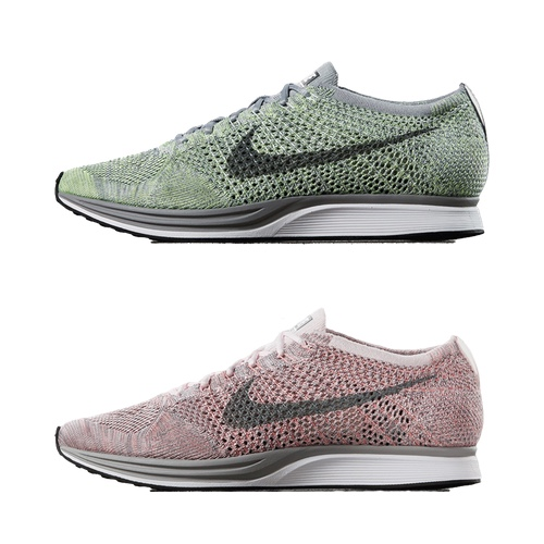 f29e7e7577684 Nike Flyknit Racer Macaron Pack 19 May 2017