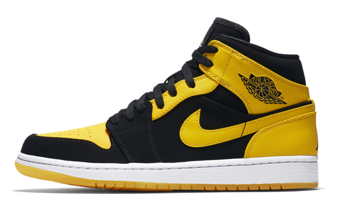 6c48600c1c7d17 The Nike Air Jordan 1 Mid gets some New Love this May - The Drop Date