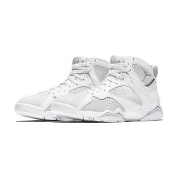 brand new 07ffe e4c77 NIKE AIR JORDAN 7 Retro Pure Money