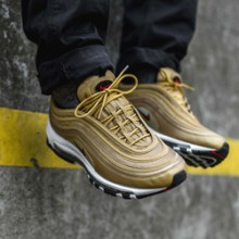 Kicks and Fits | Air Max 97 'Metallic Gold' ON FOOT Review