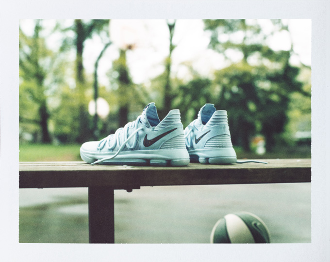 low priced 0253b b446d Nike Celebrates Kevin Durant s 10 Year Anniversary with the Nike KD10