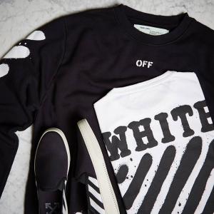 LATEST OFF-WHITE AVAILABLE AT END.