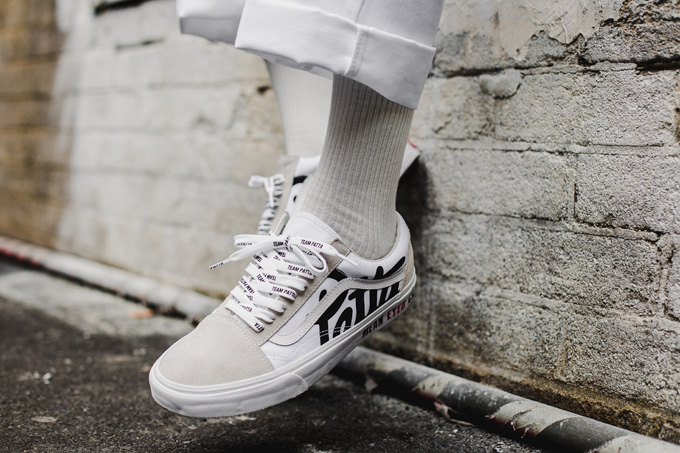 Patta x Vans Old Skool Collection: On Foot Shots