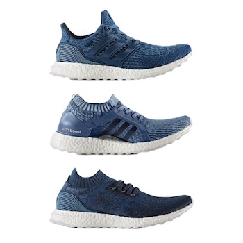 f5bc801b6d7 adidas x Parley Ultra Boost - Run For The Oceans Pack - AVAILABLE ...