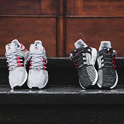 adidas consortium x overkill coat of arms pack