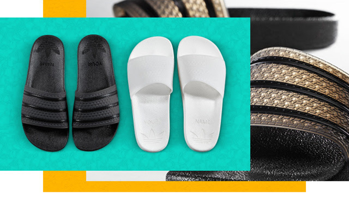 75fa869eba50 Get Your Summer Style on Lock with the adidas Mi Adilette - The Drop ...