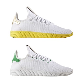 promo code 3eaed 56961 adidas Originals x PHARRELL WILLIAMS TENNIS HU PK