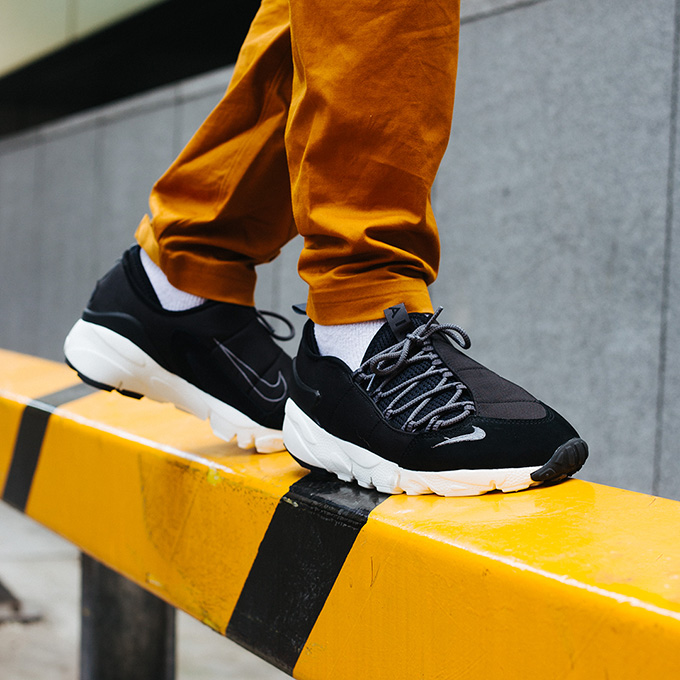 Nike Air Footscape NM: On-Foot Shots