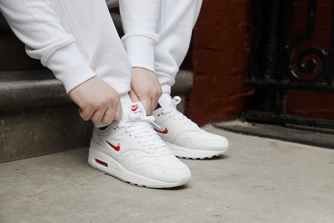 Less Is More: The Nike Air Max 1 Premium SC Jewel